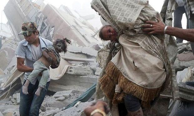 Στοιχεία σοκ: Περίπου 87 εκατ. παιδιά κάτω των 7 ετών δεν έχουν γνωρίσει τίποτα πέρα από τον πόλεμο