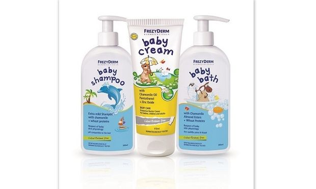 Supersized! Τα Baby Shampoo & Baby Bath της FREZYDERM μεγάλωσαν! …και τα βρίσκεις σε super τιμή!