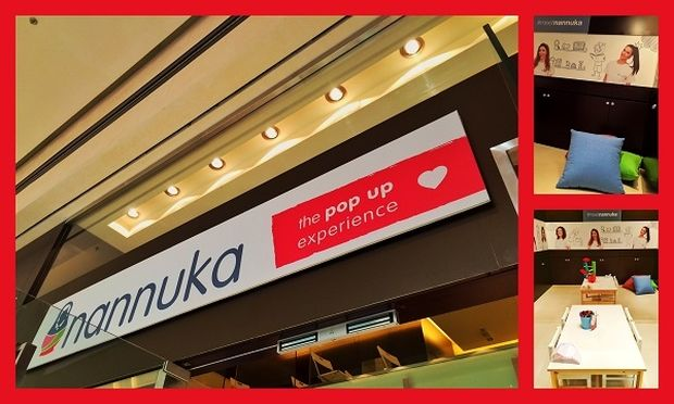 Nannuka- The Pop Up Experience