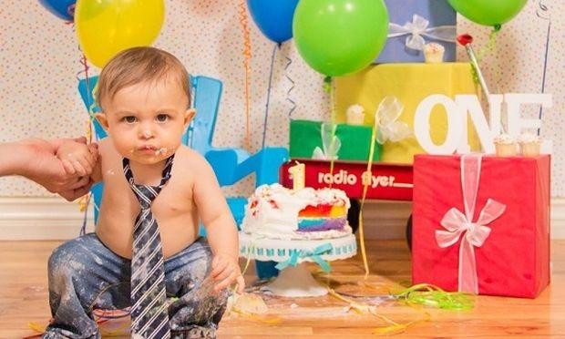 Το μωρό έχει τα πρώτα του γενέθλια. Πόσο σημαντικός είναι ο εορτασμός τους;