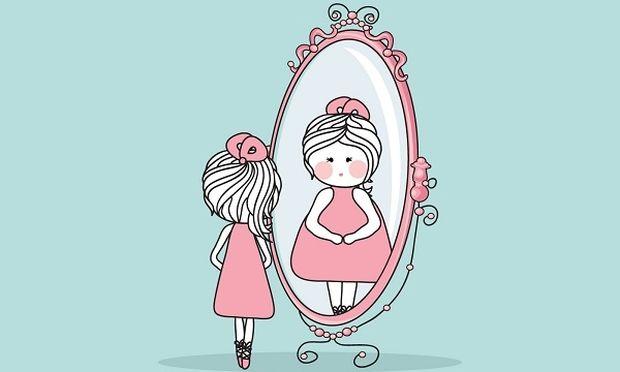 εφηβική εικόνα κορίτσι