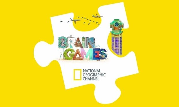«Brain Games» από το National Geographic Channel,  στο Athens Science Festival.