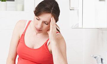 Εγκυμοσύνη και ναυτίες: Πώς θα τις αντιμετωπίσετε