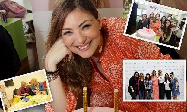 4 Χρόνια λειτουργίας του Mothersblog.gr: Με ένα μεγάλο πάρτι γενεθλίων στήριξε το Σύλλογο «Η Αγκαλιά»