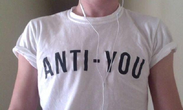Η μπλούζα της κρητικιάς μαθήτριας,εξόργισε τη Γερμανίδα δασκάλα! Δείτε γιατί