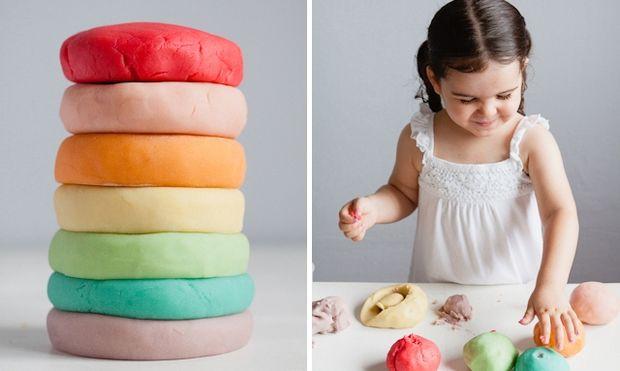 Φτιάξτε πλαστελίνη με ζελέ φρούτων για τα παιδιά προσχολικής ηλικίας και όχι μόνο! (βίντεο)