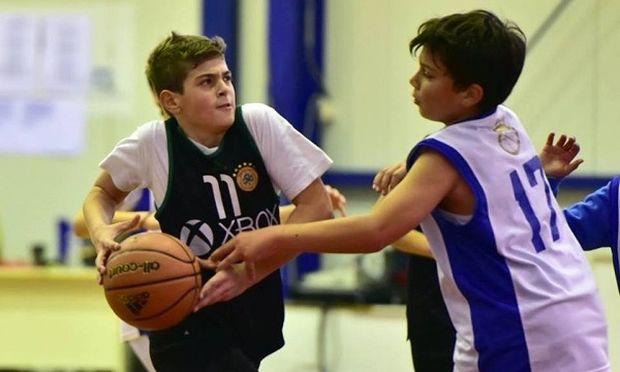 Τα επόμενα αστέρια του μπάσκετ ας είναι τα παιδιά σας!