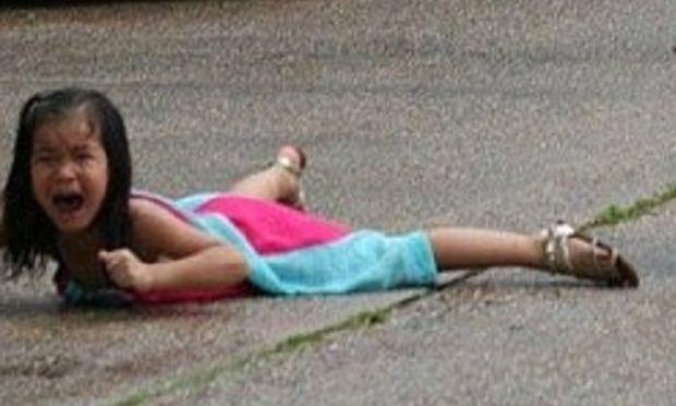 Ένα 5χρονο κοριτσάκι δέχθηκε επίθεση. Δεν πάει ο νους σου από τι (φωτό)