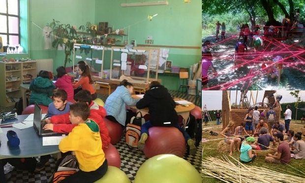 Big Bang! Ένα νέο σχολείο και μια νέα πρωτοβουλία στην Εκπαίδευση γεννιέται-Λάβετε μέρος!
