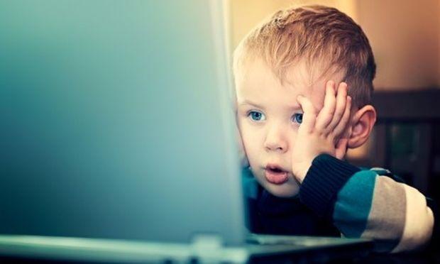 Η τεχνολογία στα χέρια των παιδιών