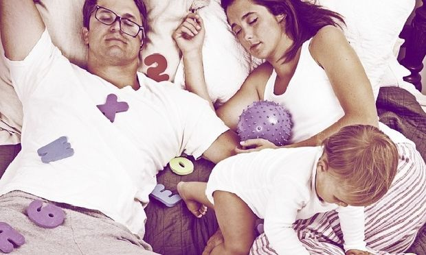 Τι κρατά τελικά τους γονείς ξύπνιους; (πίνακας)