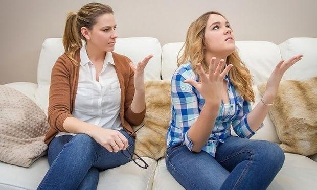 Πώς μπορούν να μιλήσουν οι γονείς σε έναν θυμωμένο έφηβο;