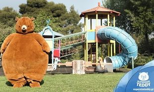 SuperSize Teddy: Ένας αρκούδος με… παραπανίσια κιλά και μια σημαντική αποστολή!