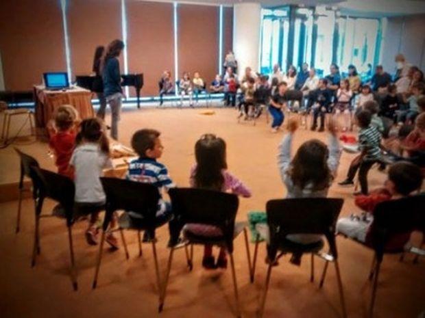 Ακούω-Βλέπω-Παίζω με τον Beethoven: Τελευταία συνάντηση στη Μουσική Βιβλιοθήκη