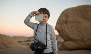 Αυτό το 5χρονο αγοράκι είναι έτοιμο να εκδώσει το πρώτο του βιβλίο με φωτογραφίες!