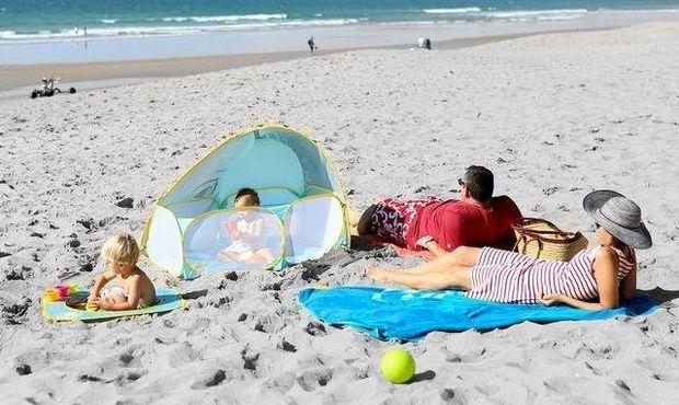 Ό,τι χρειάζεστε για το μωρό σας στην παραλία από την Ludi!
