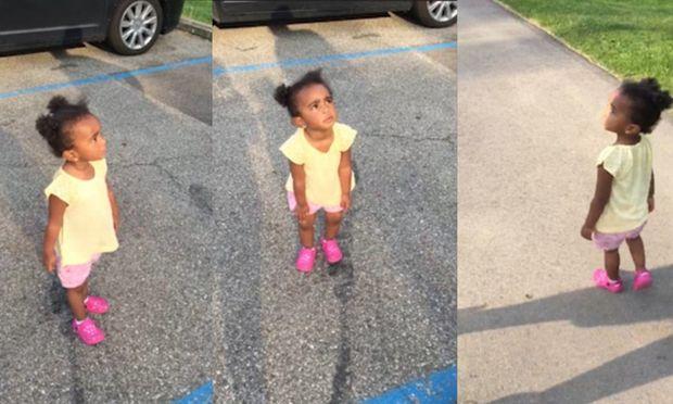 Η μικρή διαφωνεί έντονα με τον μπαμπά της-Ο λόγος ένας ...αριθμός! (βίντεο)