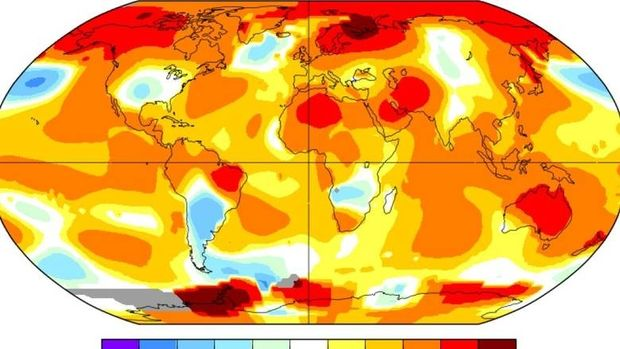 Μάιος 2016: Ο πιο ζεστός Μάιος στα χρονικά