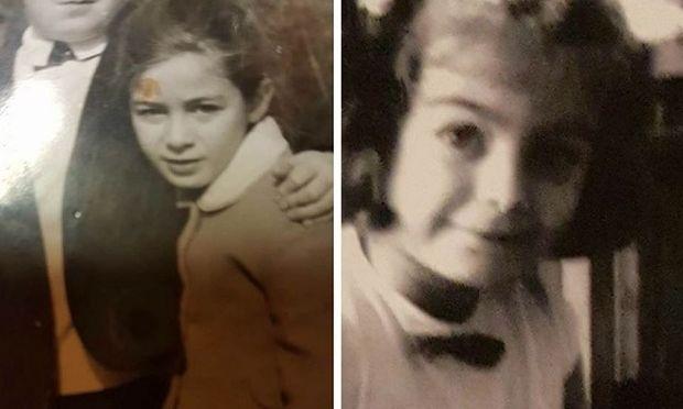 #daddysday: Η Σόνια Χαϊμαντά θυμάται την κούνια που την κούναγε στο... γενεαλογικό δέντρο του πατέρα της!