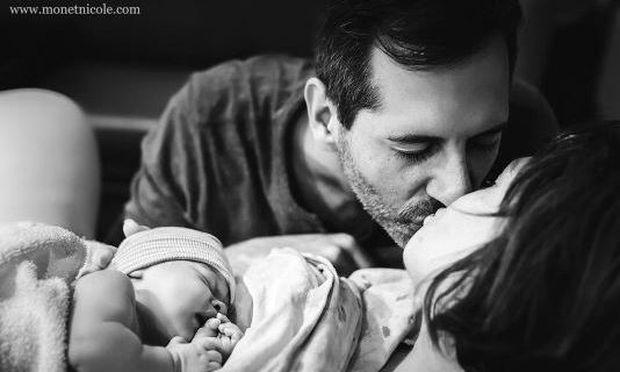 Συντροφική Σχέση: Μια σχέση που ο άνθρωπος αρχίζει να αναπτύσσει από έμβρυο