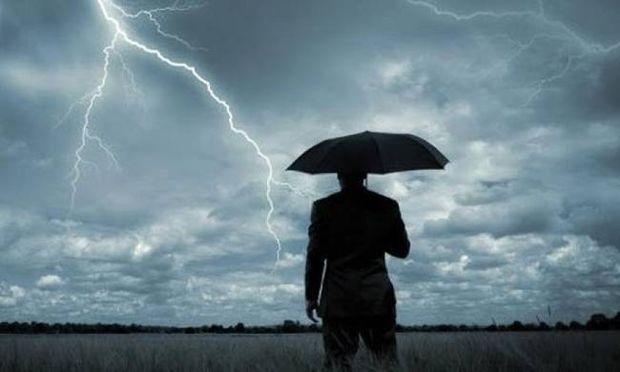 Έκτακτο δελτίο επιδείνωσης καιρού-Έρχονται ισχυρές καταιγίδες, χαλάζι και θυελλώδεις άνεμοι