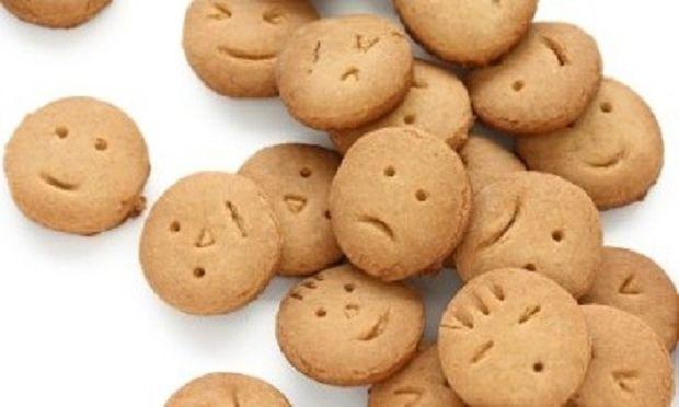 Βρεφικά μπισκότα με 3 υλικά που έχετε στο σπίτι!
