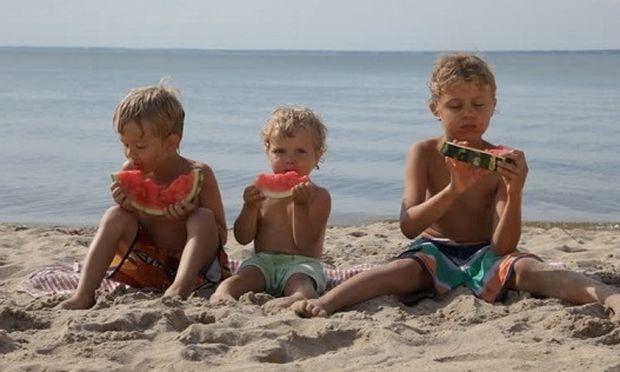 Ιδέες για σνακ των παιδιών στην παραλία