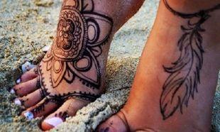 Τατουάζ χένας: Πόσο «αθώο» πραγματικά είναι το τατουάζ της παραλίας;