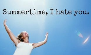 Mισώ το καλοκαίρι... Γράφει ο Νίκος Συρίγος