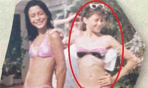 Σε ηλικία 13 ετών η πασίγνωστη καλλονή ηθοποιός. Την αναγνωρίζετε;