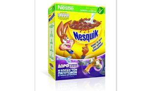 Η Εποχή των Παγετώνων έρχεται  στα παιδικά δημητριακά της Nestlé!