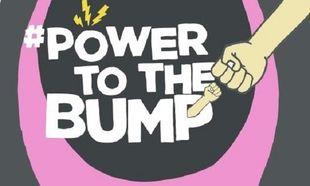 Η ψηφιακή καμπάνια #PowerToTheBump ενώνει τις εργαζόμενες μέλλουσες μητέρες