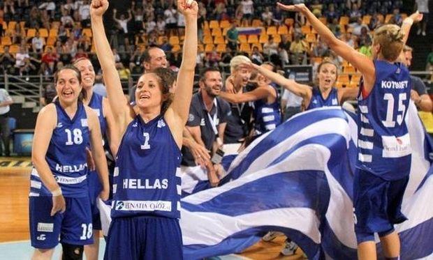 Πρωταθλήτρια Ευρώπης η Εθνική κωφών γυναικών! (photos/video)