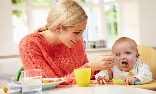 Πότε δίνουμε φακές στο μωρό;