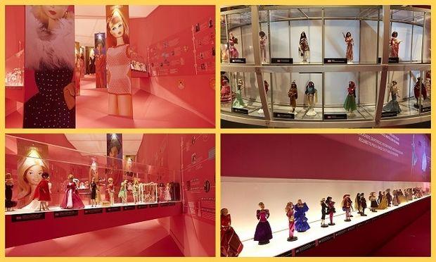 «Barbie. Το είδωλο!» Μια έκθεση αφιέρωμα στην πιο διαχρονική κούκλα του κόσμου
