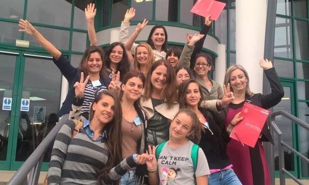 Εκπαιδευτική Επίσκεψη των φοιτητών του ΜΑ Education της Σχολής Εκπαίδευσης, στο Πανεπιστήμιο του Derby
