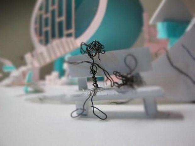 Summer Camp στο Τελλόγλειο: Μικροί «αρχιτέκτονες» εμπνέονται από τη Zaha Hadid