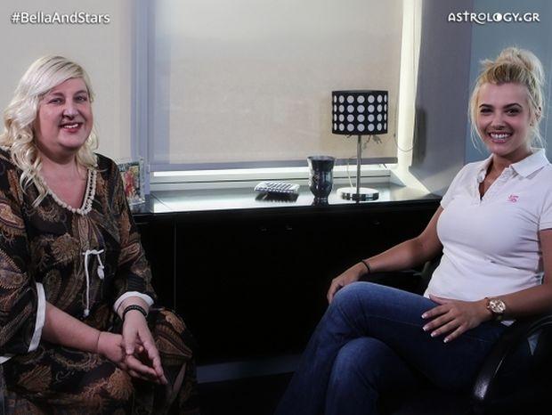 Bella&Stars: Η Λάουρα Νάργες στο Astrology.gr: «Ιδανικός άντρας για μένα είναι ο...»