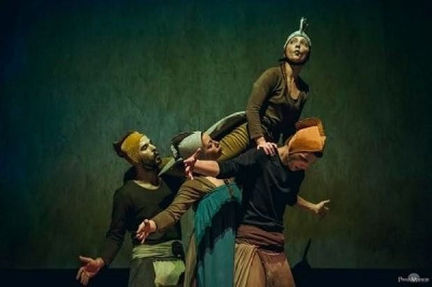 Dance Days 6: Το δικό μου ψάρι από την ομάδα Κινητήρας στο Βενιζέλειο Ωδείο Χανίων