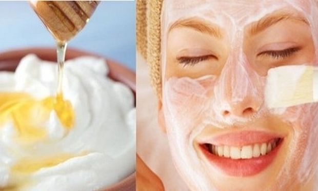 Δροσερή και ενυδατική μάσκα προσώπου με δύο μόνο υλικά