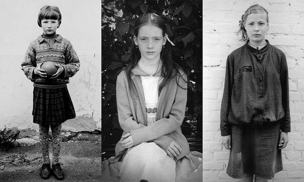 Τα μελαγχολικά παιδιά- Φωτογραφίες που διηγούνται ένα δυσάρεστο παρελθόν