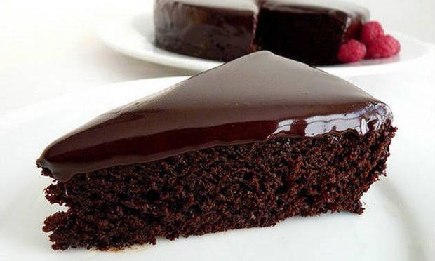 Σοκολατόπιτα! Λαχταριστή, νόστιμη, εύκολη, οικονομική