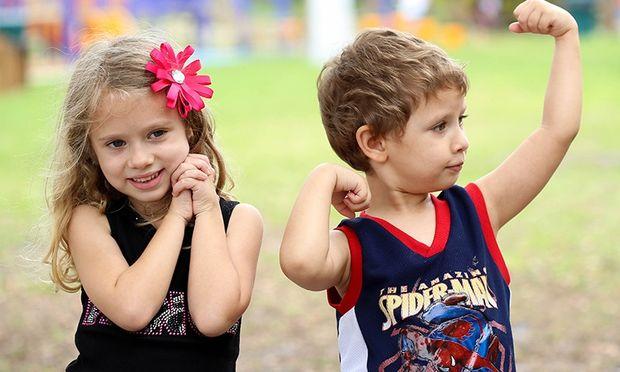 Αγόρια-Κορίτσια: Ομοιότητες και διαφορές