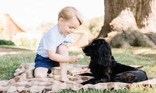 Ο πρίγκιπας George έγινε τριών ετών-Δείτε τις φωτογραφίες που έδωσε στη δημοσιότητα το παλάτι