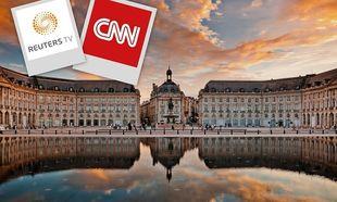 «Η Εύα στο Μπορντό κι εμείς στο… CNN!», ο Νίκος Συρίγος γράφει...
