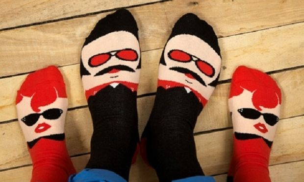 ChattyFeet: Οι πιο ευφάνταστες και αστείες κάλτσες που έχετε δει