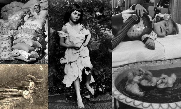 18 ασυνήθιστες ιστορικές φωτογραφίες που θα σας αφήσουν με το στόμα ανοιχτό!