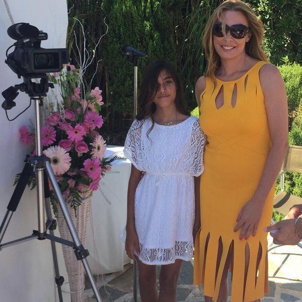 Girls night out: Η κόρη της Τατιάνας Στεφανίδου, Λυδία στην πιο κοριτσίστικη φωτό της ημέρας