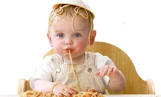Πότε ένα μωρό μπορεί να φάει μακαρόνια;