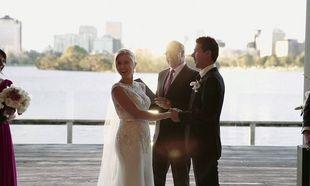 Όταν το παρανυφάκι κλέβει την παράσταση από τη νύφη-Δείτε το βίντεο